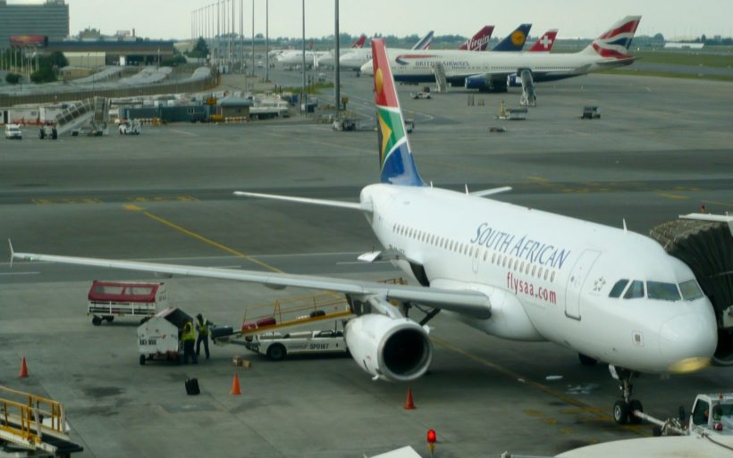 SAA aircraft up for sale