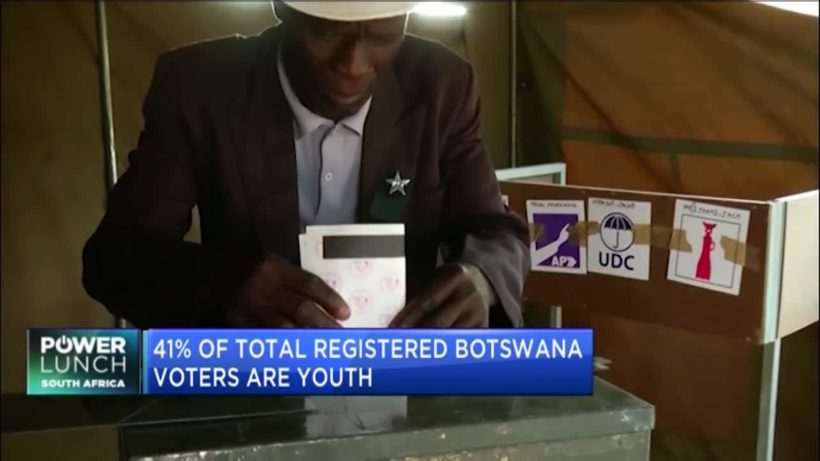 Key issues to watch as Botswana heads to the polls