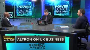 Altron CEO Mteto Nyati on earnings, Brexit & acquisition plans