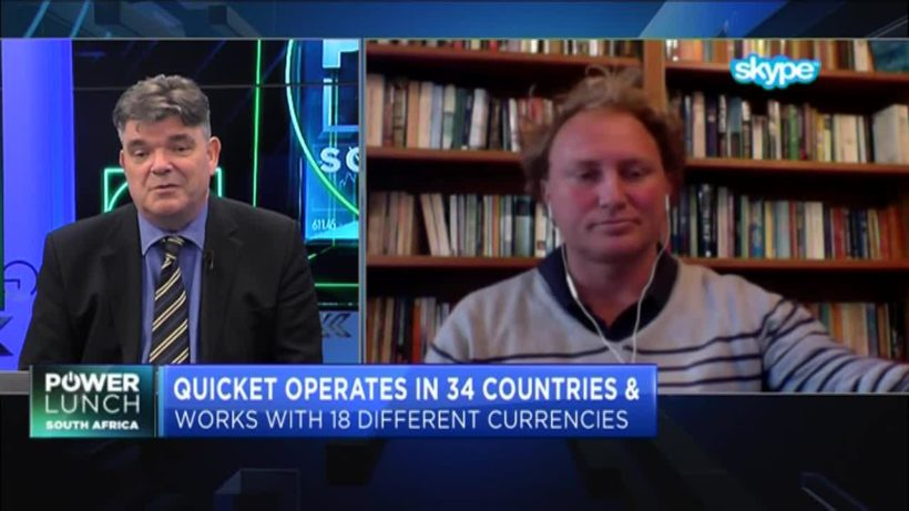James Hedley on how ticketing company, Quicket is aiding African economies