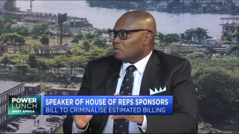 George Etomi addresses Discos and NERC relationship in in Nigeria's power sector