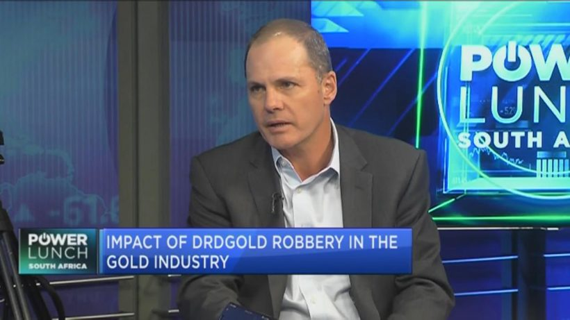 How DRDGold plans to stop theft at mines