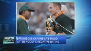 What the #Springboks' #RWC2019 win means for brand SA