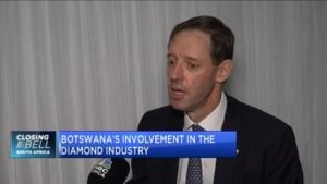 De Beers CEO Cleaver on achieving full beneficiation in Botswana's diamond industry
