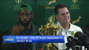 SA #RWC2019 win: One of the reasons to invest in South Africa