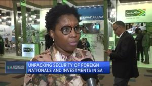 Minister Dlodlo on how to empower SA's youth economically