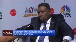 Africa Oil Week: Somalia to launch first oil and gas licensing round