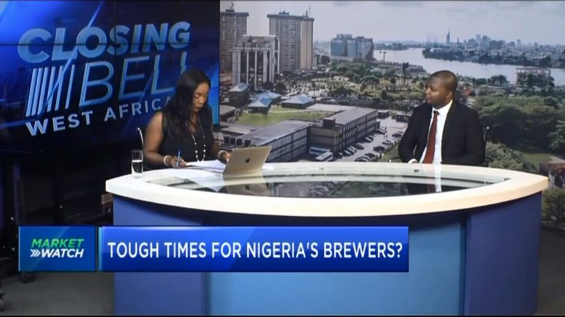 Tough times for Nigeria's brewers? Adedayo Bakare gives analysis of the sector
