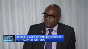 Africa in a bid to find cohesion in the diamond industry