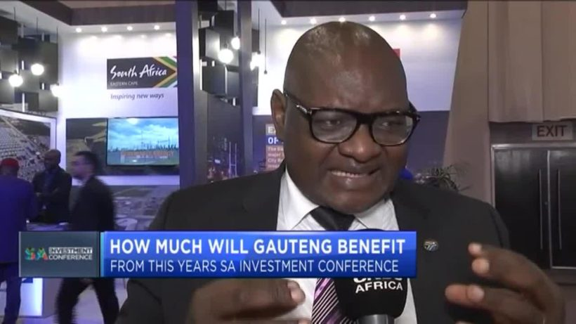 David Makhura: How Gauteng stands to benefit from this year's SA Investment Conference
