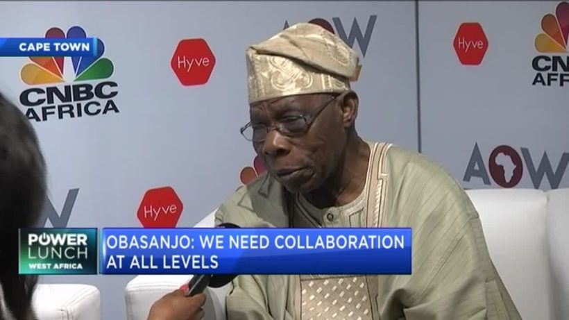 Africa Oil Week: Olusegun Obasanjo calls on oil majors to align with government policies