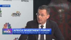 Africa Investment Forum: IFC's Pimenta on investment opportunities and challenges on the continent