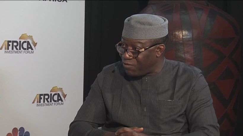 Africa Investment Forum: Ekiti State Governor Fayemi on creating an enabling environment for investment