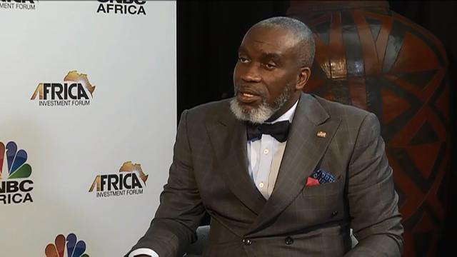 Africa Investment Forum: Chidiebera Onyia of Enyimba City on what opportunities a forum like this presents