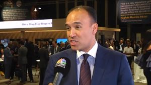 Africa Investment Forum: NBA's Mark Tatum on the upcoming launch of Basketball Africa League