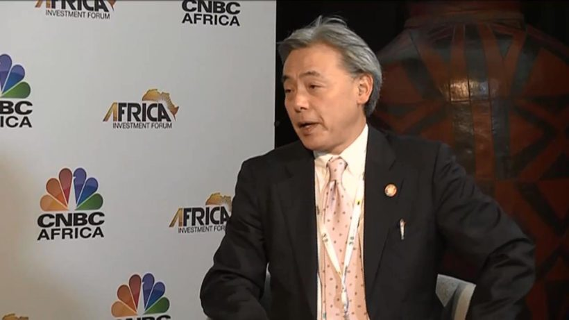 Africa Investment Forum:  JICA President Mutsuya Mori on the private sector as an important partner in Africa's growth