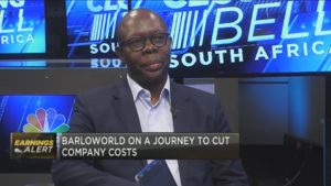 Barloworld CEO: Here's where we see investment opportunities in SA