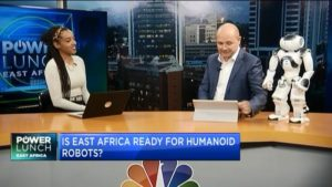 Is East Africa ready to embrace the introduction of humanoid robots?