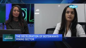 Botswana revises 2019 GDP growth down to 3.6%