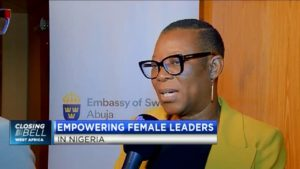 Yetunde Akinloye: How we can empower Nigeria's women leaders