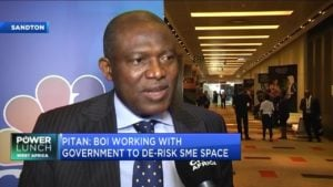 Africa Investment Forum: Bank of Industry's Olukayode Pitan on agreements signed at the forum