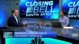 Renergen's secondary SA listing gets approval