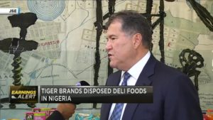 Tiger Brands CEO: We are on the road to recovery from listeriosis outbreak