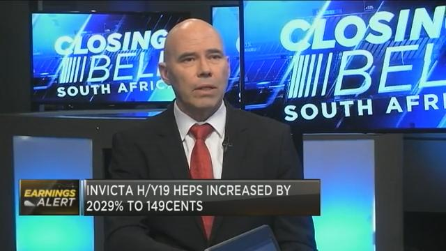 Invicta CEO: We haven't seen green shoots on SA's economy & this is what govt should do to change this