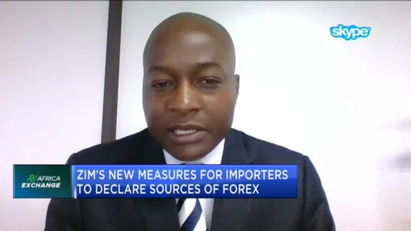 Zim's new measures for importers to declare sources of forex