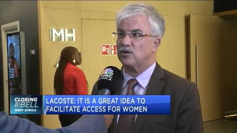 Global Gender Summit: Phillipe Lacoste: There is more political will to lend more to women