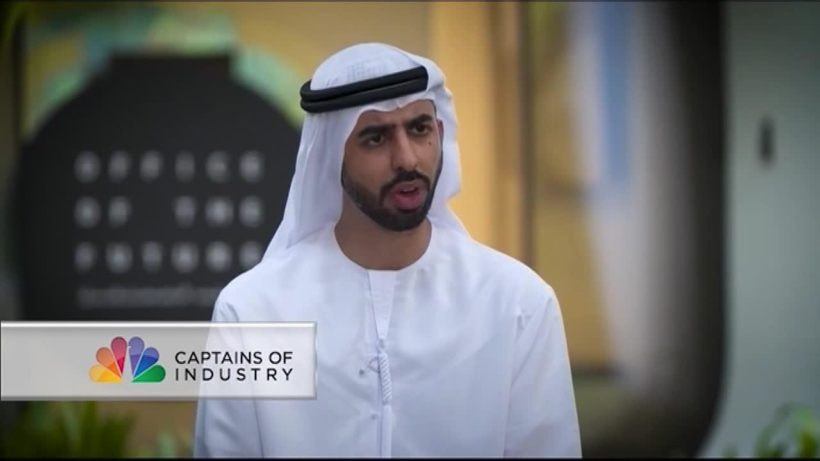 Captains of Industry: In conversation with the world's first ever AI minister Omar Bin Sultan Olama