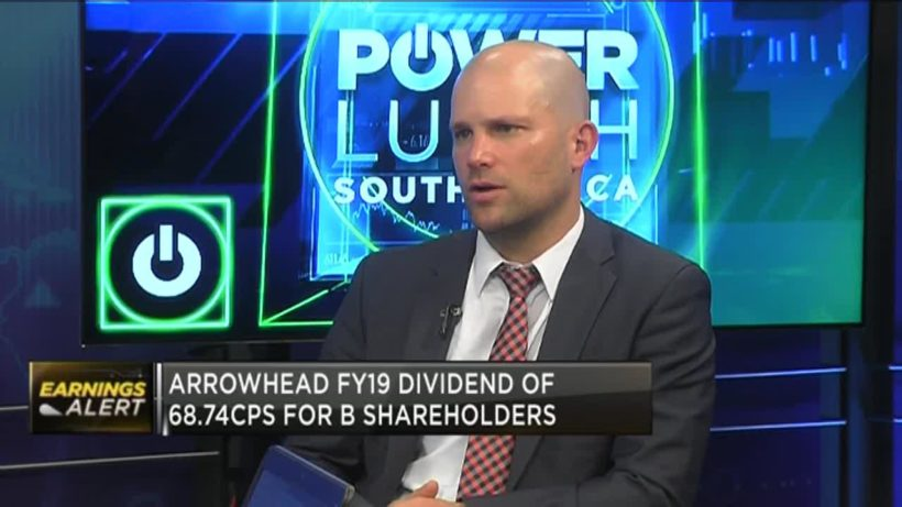 Arrowhead CEO on results, property sector outlook