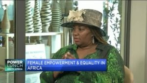 Global Gender Summit: Nyakan June speaks on the state of gender equality, financial inclusion in Africa