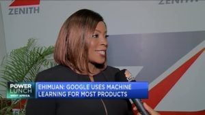 Google's Ehimuan-Chiazor on how technology affects everyday life in Nigeria