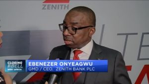 Lagos Tech Fair: Zenith Bank's Onyeagwu: Funding is critical for the 4IR