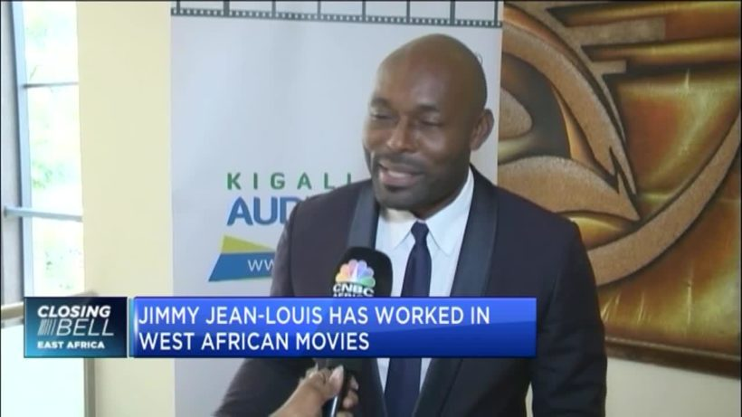Audio Visual Forum: Actor Jimmy Jean Louis shares his acting experiences