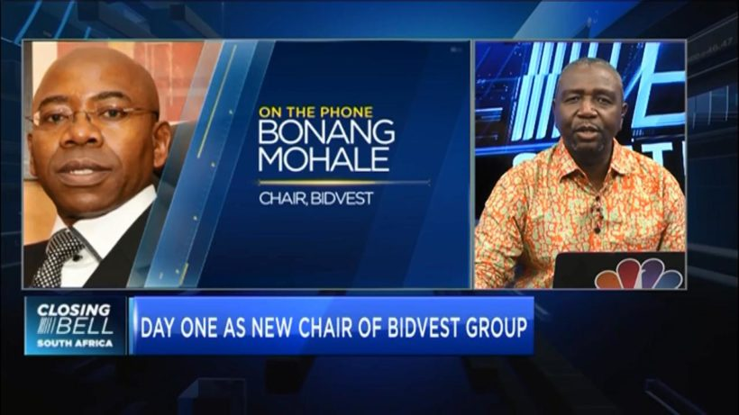 Newly appointed Bidvest Chairperson, Bonang Mohale honoured to assume role on first day