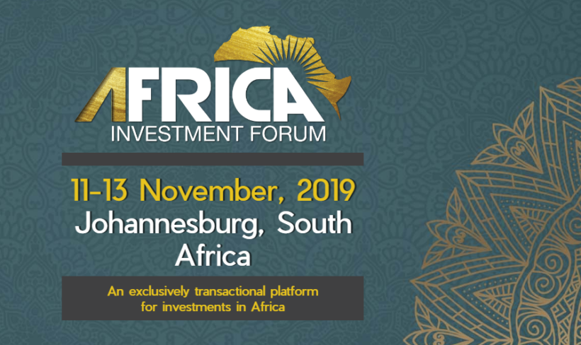 Op-Ed: Why global and Pan African investors need to set their sight on the 2019 #AfricaInvestmentForum