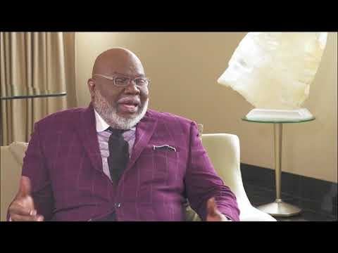 My Worst Day: One on one with the Potter's House Founder Bishop TD Jakes