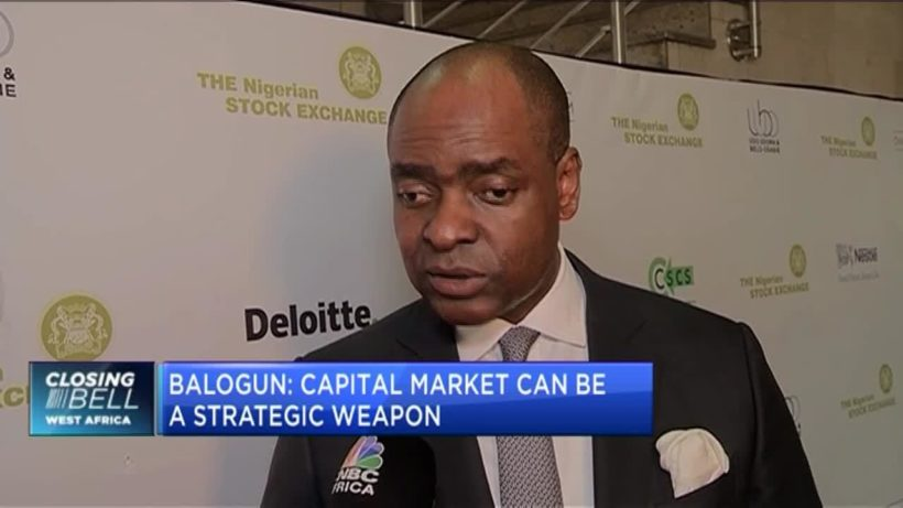 Chapel Hill Denham CEO: Nigeria needs more investment in infrastructure