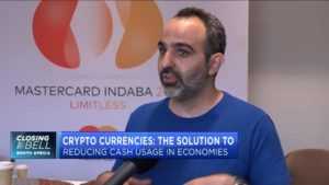 Valr CEO Ehsani on how crypto currencies can be used to reduce cash usage