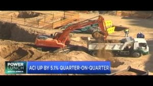 SA's construction sector sees green shoots of growth