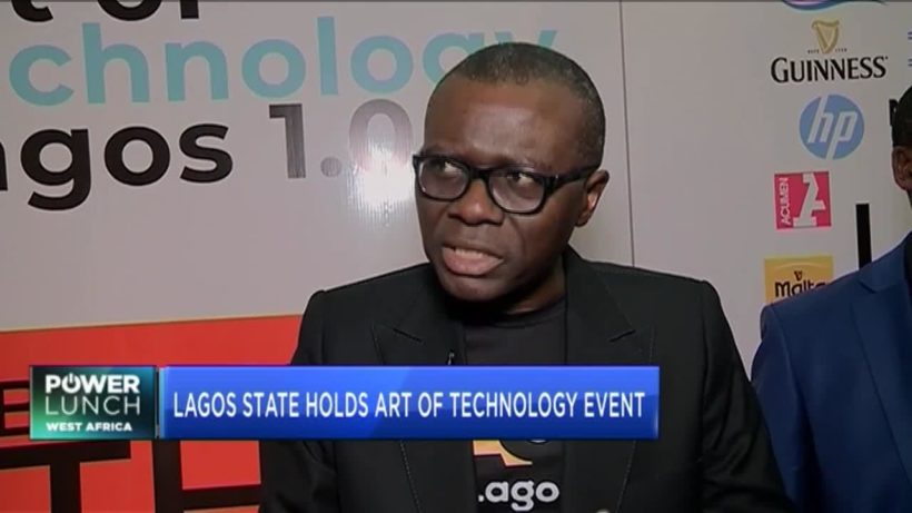 Lagos State launches innovation master plan to grow its tech start-up industry