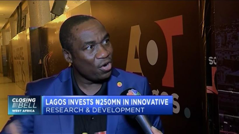 Art of Technology: Obafemi Hamzat on what the Innovation Master Plan will bring to Lagos