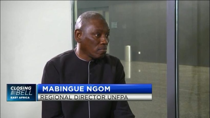 UNFPA's Mabingue Ngom on curbing HIV prevalence in SSA