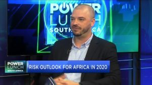 Control Risks on Africa's risk outlook in 2020