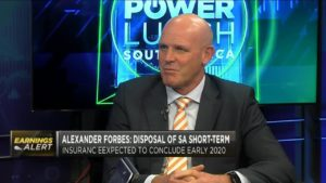 Alexander Forbes CEO: How emigration impacts our business
