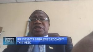 FinMin Mthuli Ncube on IMF in Zimbabwe to assess country's struggling economy