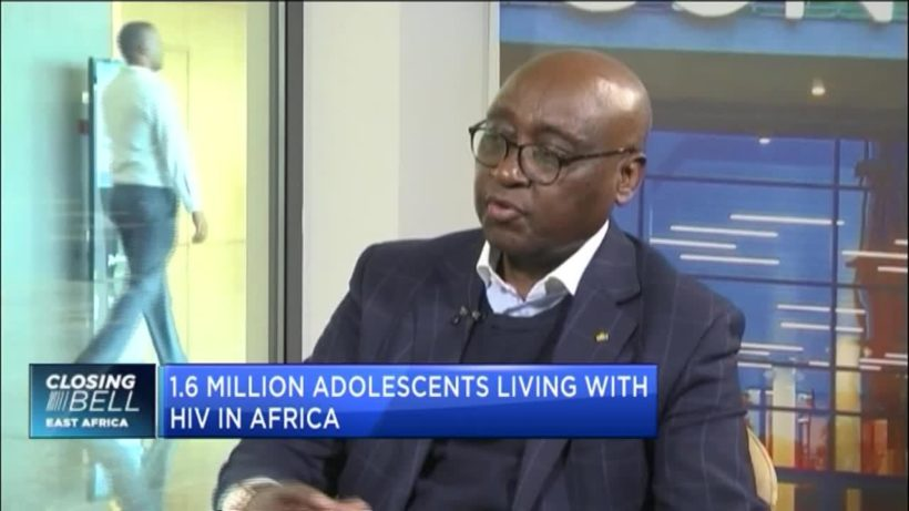 Global Fund Chair Kaberuka assesses the impact of HIV on African economies