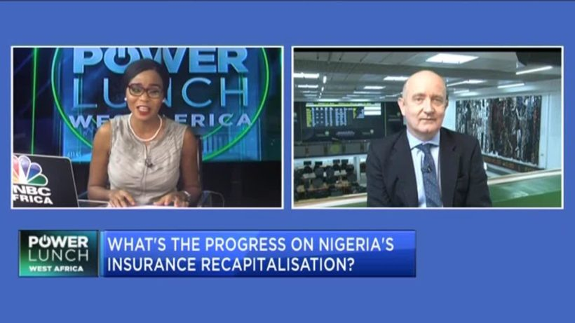 Coronation Merchant Bank on how to leverage technology to expand Nigeria's insurance sector
